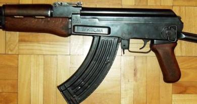 """""""Broń szkolna"""" – nowym rodzajem broni."""